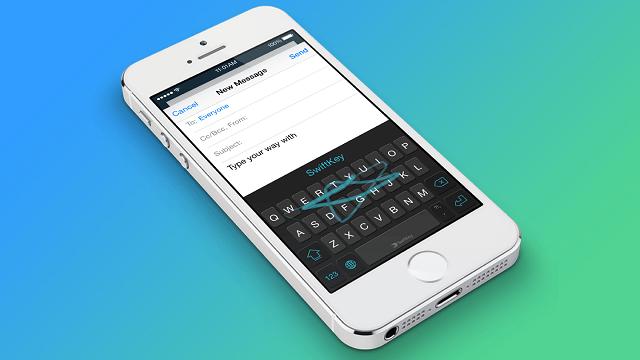 SwiftKey Sonunda iOS Platformuna Geliyor!