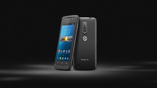 Türkiye'nin İlk Yerli Akıllı Telefonu Turkcell T40, Tanıtıldı
