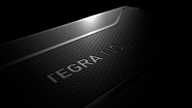 Nvidia, 7 inç Tableti Tegra Note'u Resmen Duyurdu
