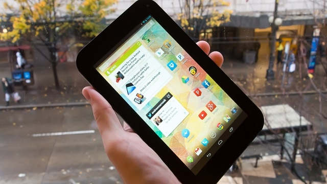 Toshiba, 7 inç'lik Yeni Android Tabletini Satışa Sundu