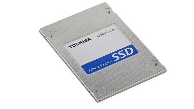Toshiba, Q Serisi Yeni SSD Paketini Duyurdu