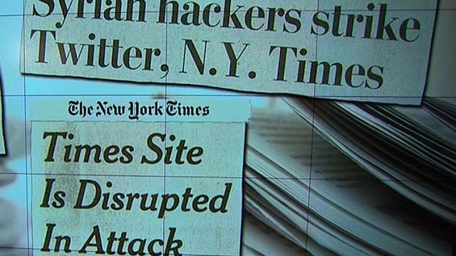 Twitter ve New York Times Hacklendi!