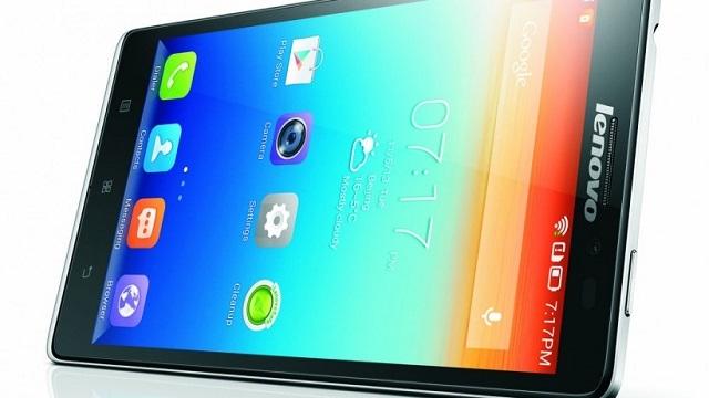 Lenovo, LTE Destekli İlk Akıllı Telefonunu Duyurdu