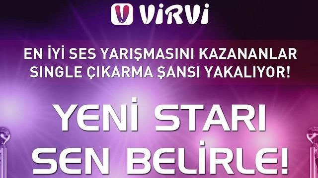 ViRVi: Türkiye'nin İlk ve Tek Para Ödüllü Yarışma Uygulaması