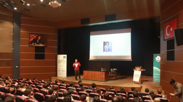 Webend Backend Teknolojileri Konferansı İzmir'de