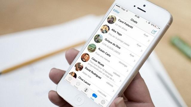 WhatsApp, iOS 7 Güncellemesine Kavuştu