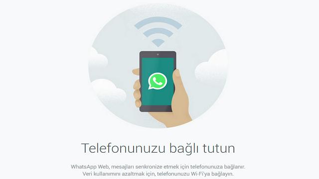 WhatsApp Web Uygulamasını Yayınladı