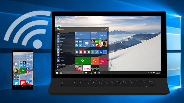 Windows 10 PC'yi Modem Olarak Kullanma