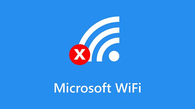 Windows 10 WiFi Sorunu Çözümü