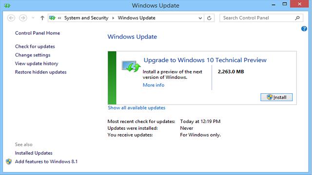Windows 10'u Hızlı ve Zahmetsizce Kurun