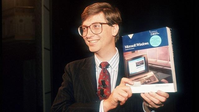 Microsoft Windows 30 Yaşında!
