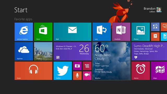 Bazı Windows 8 Kullanıcıları Windows 8.1 için Bekleyecek