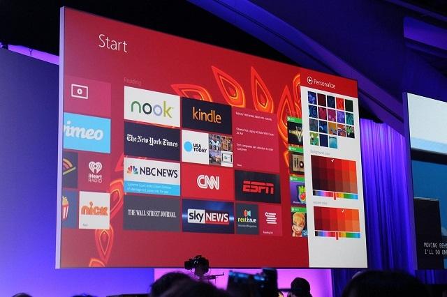 Windows 8.1 İlk Güncellemelerini Aldı