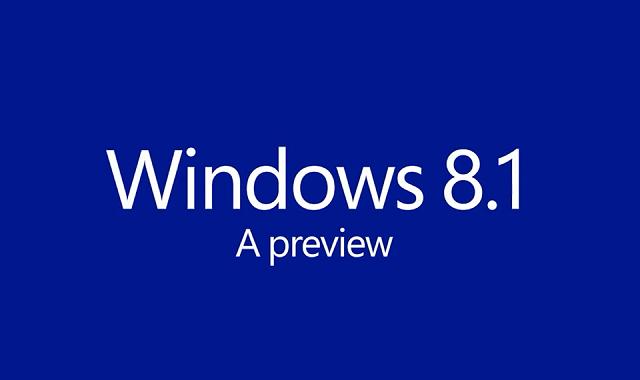 Windows 8.1 Ön İzleme Sürümünü Herkesten Önce Deneyin