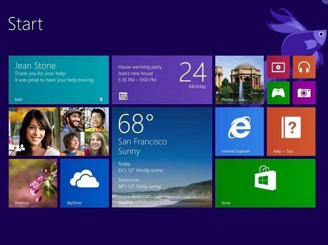 Windows 8.1 RTM Ağustos'ta Geliyor
