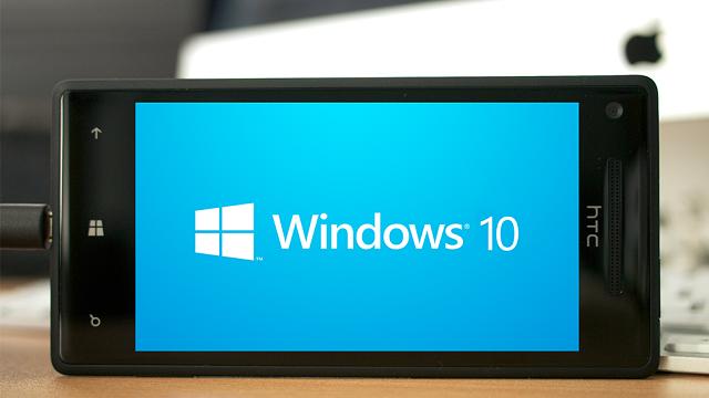 Windows Phone 10'un Başlangıç Ekranı Görüntüleri Sızdırıldı