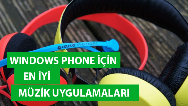 Windows Phone için En İyi Müzik Uygulamaları