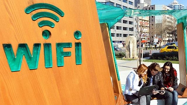 WizmirNET ile İzmirliler Bedava İnternetin Keyfini Sürüyor