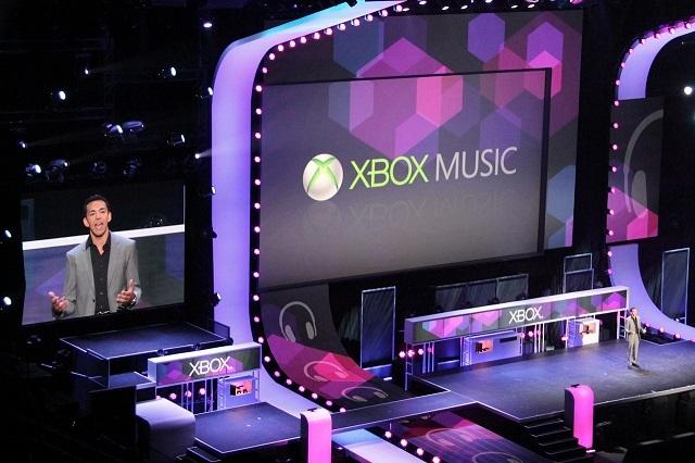 XBOX Music'in Web Sürümü Önümüzdeki Hafta Geliyor