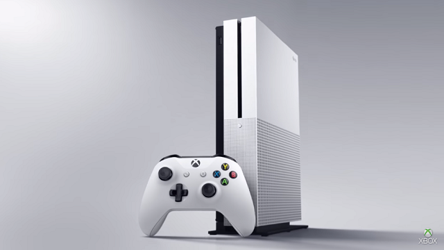 Xbox One S'in Çıkış Tarihi ve Fiyatı Resmileşti