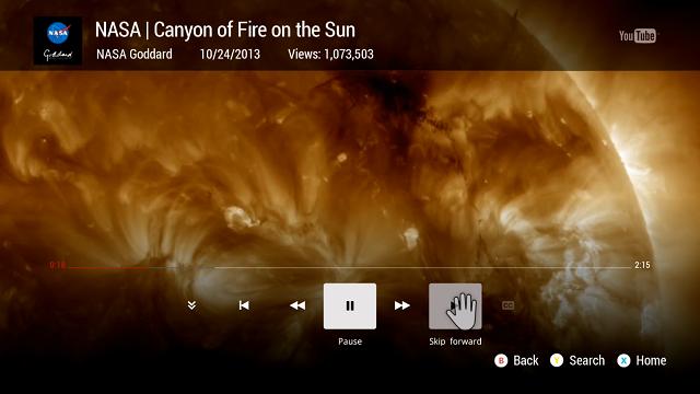 Xbox One için YouTube Uygulaması Hazır