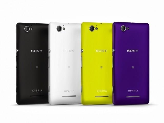 Sony, Bütçe Dostu Yeni Akıllısı Xperia M'yi Resmen Duyurdu