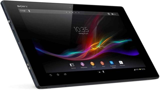 Sony Xperia Z2 Tablet'in Teknik Özellikleri Sızdırıldı