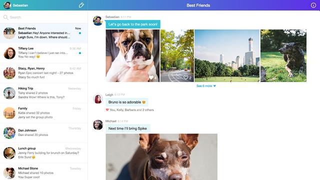 Yahoo Messenger Mobil ve Web Platformunda Tamamen Yenilendi