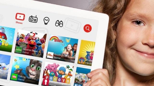 YouTube Kids Android ve iOS İçin Yayınlandı