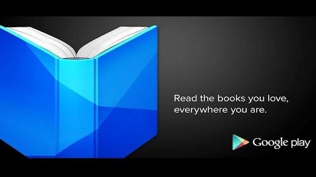Google Play Kitaplar Uygulaması Artık Türkiye'de