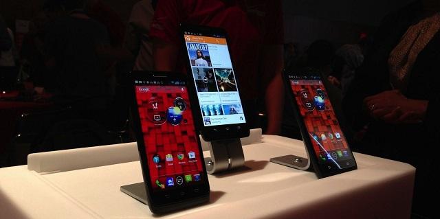 Motorola'nın Sekiz Çekirdekli Yeni Droid'lerinin Teknik Özellikleri Belli Oldu