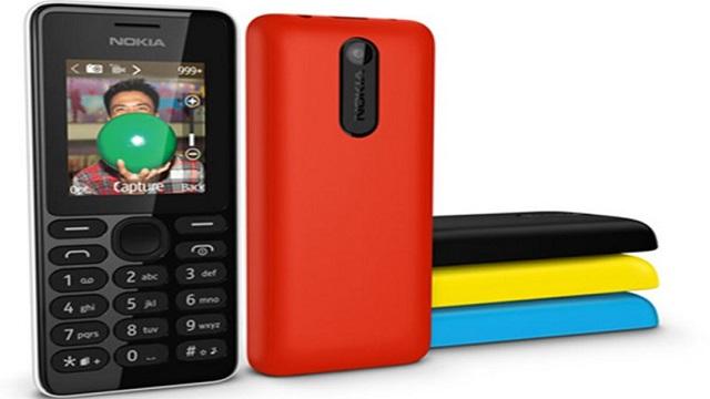 Nokia, Uygun Fiyatlı Telefonu Nokia 108'i Tanıttı