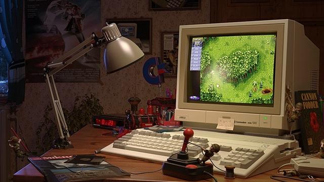 10.000 Amiga Oyunu Ücretsiz Olarak Web Tarayıcılardan Oynanabilecek
