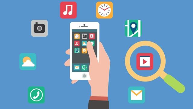 Akıllı Telefonlarda En Fazla 5 Uygulama Kullanılıyor