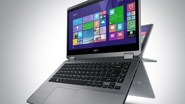 Acer Aspire R 14 Türkiye Satışları Başladı