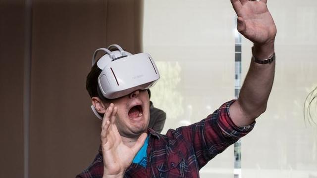 Alcatel Kablosuz VR Kafa Seti VISION'ı IFA 2016'da Tanıttı