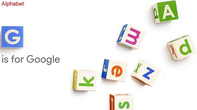 Alphabet Yeni Kurumsal Web Sitesi Tüm Alfabeyi Kapsıyor