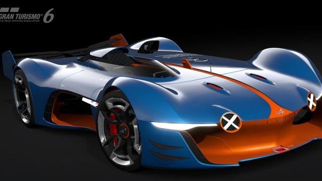Alpine Vision GT, 2016 Mart Ayında Sizi Sollayabilir