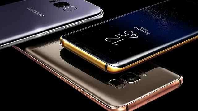 Cüzdanı Sağlam Olanlara Daha Pahalı Samsung Galaxy S8 Seçenekleri