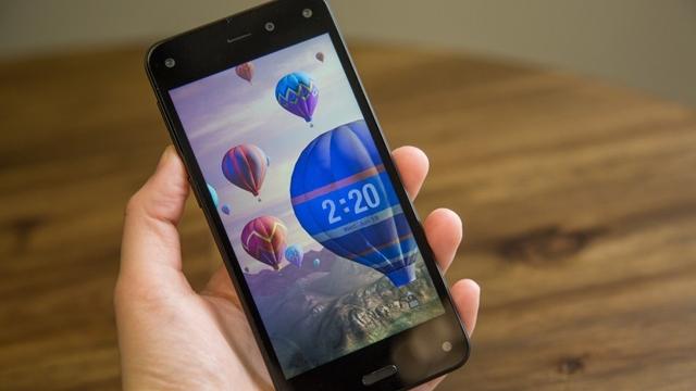 Amazon Fire Phone Projesi Battı ve Mühendislerini de Batırdı