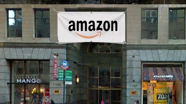 Amazon 2.500 Kişiye İş Fırsatı Sunacak