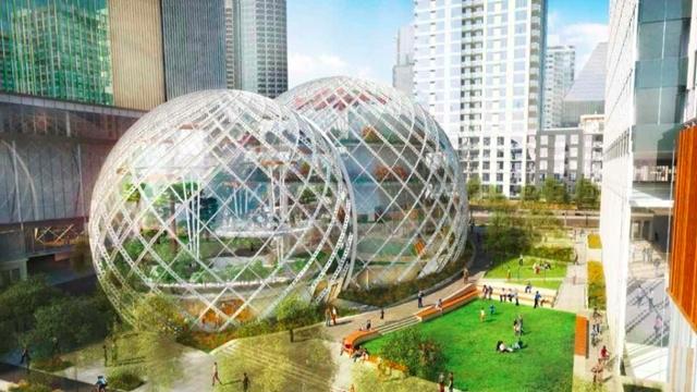 Amazon Yeni Bir İdare Merkezi Daha Açıyor
