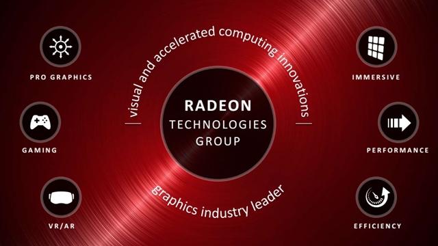 AMD PC'lere Özel Grafik İşletim Sistemi Radeon Crimson'u Tanıttı