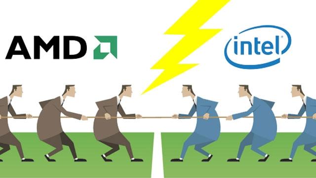 AMD - Intel Savaşlarında Kaybeden Taraf Belli Oldu