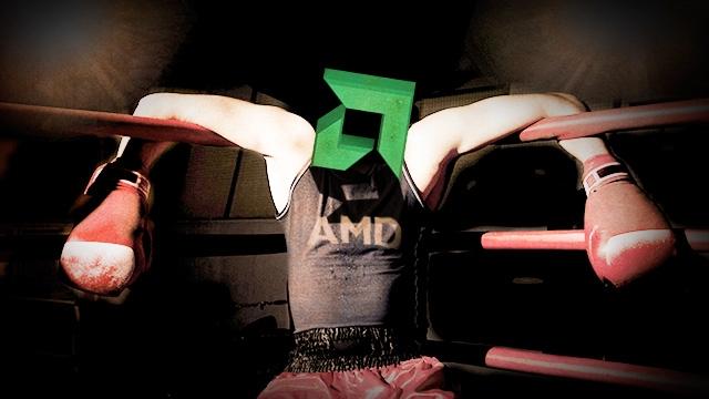 AMD Ringe Havlu Atıyor, Son Çeyrekte 197 Milyon Zarar Açıkladı