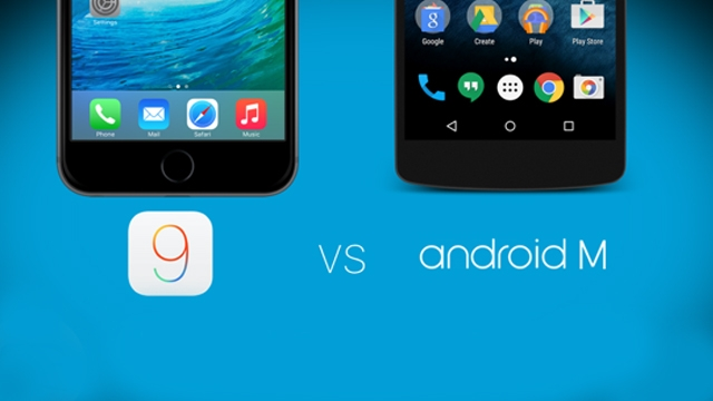 iOS 9 ve Android 6.0 Ringe Çıkarsa Ne Olur? İşte 2015 Yılının Beklenen Kapışması