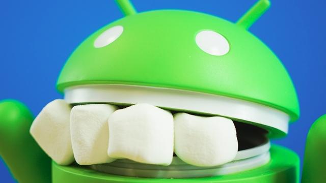 Marshmallow'dan Büyük Sıçrama, Android Cihazların Yüzde 10'una Yayıldı