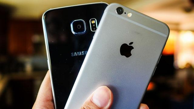 Android, ABD Deplasmanında Apple iOS'a Karşı Galip Geldi