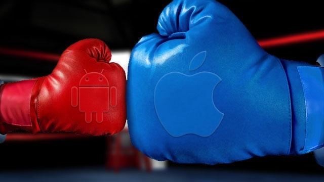 iOS'un Android'i Nakavt Ettiği 6 Önemli Nokta