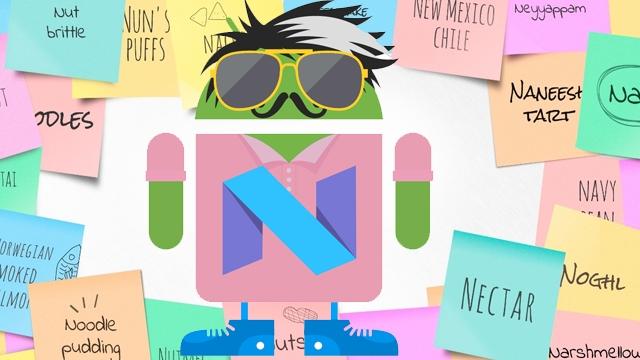Google Android N Sürümünün İsmini Açıklamaya Hazırlanıyor